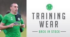 Celtic training button