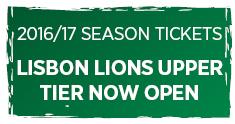 Lisbon Lions Upper