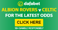 Dafabet - Albion rovers