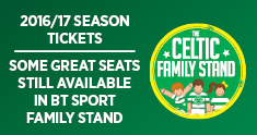 Family Stand Tickets