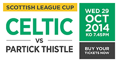 TICKETS - Partick Thistle
