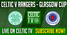 Glasgow Cup on Celtic TV
