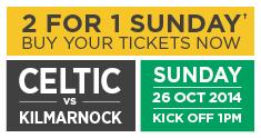 TICKETS-Kilmarnock-Oct26