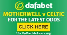 dafabet motherwell march 2018