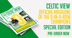 Pre-order Special Edition of the Celtic View