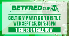 Betfred Partick Thistle