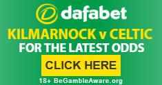 Dafabet - Kilmarnock