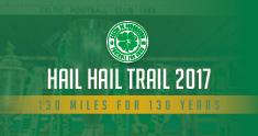Hail Hail trail