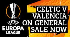 Valencia Tickets General Sale