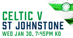 St Johnstone Tickets