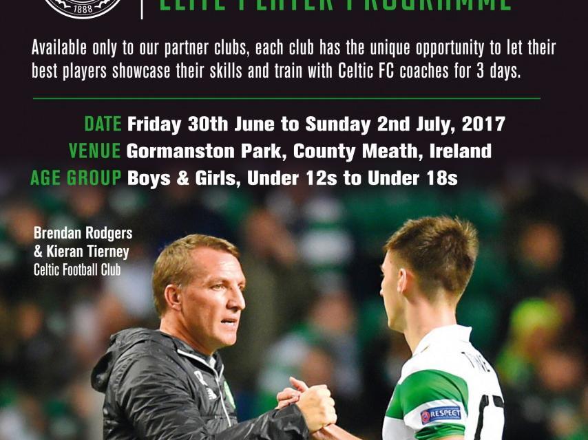 Elite Player Camp Ireland