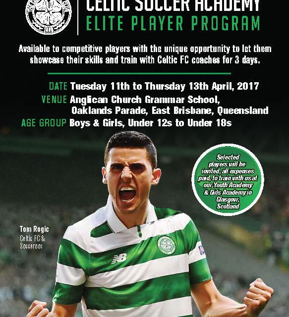 Elite Player Camp Australia