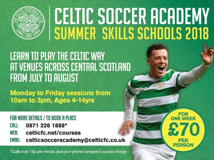Summer Skills School- East Kilbride