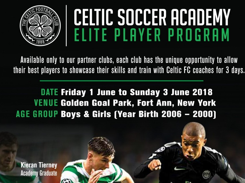 Elite Player Programme - New York