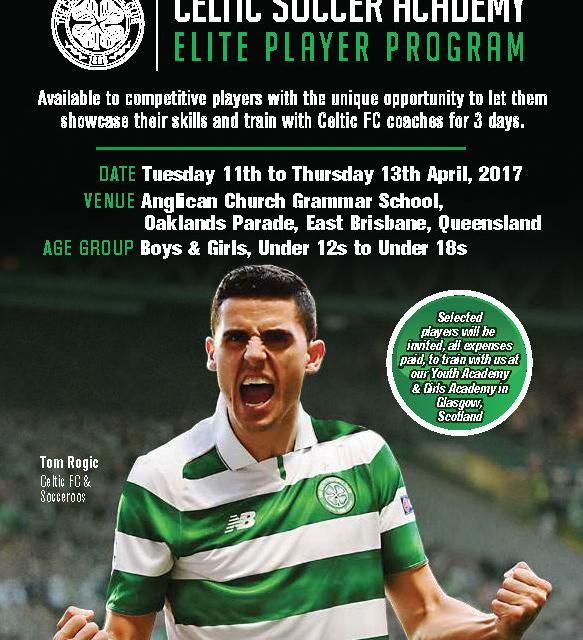 Elite Player Camp Australia