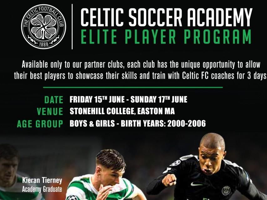 Elite Player Programme - Massachusetts
