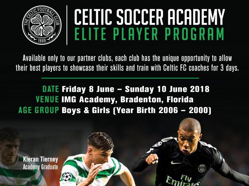 Elite Player Programme - IMG Academy