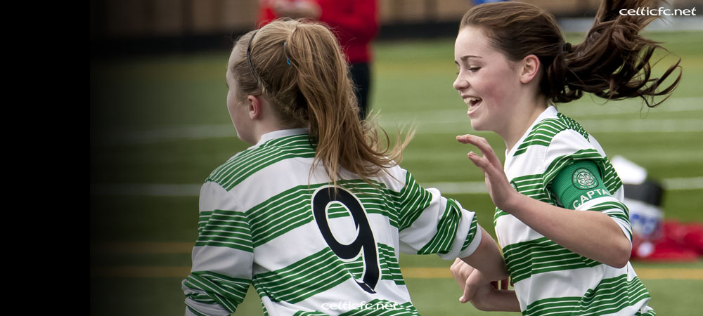 Celtic Girls' Academy recruitment drive